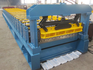 Roll Bending Machine/Long Span Roll Forming Machine