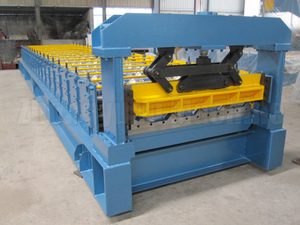 ISO quality system Cold Roll Forming Machine Manufacturer Exporter China