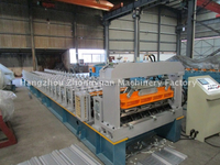 Taiwan Quality RN-100/35 Cold Roll Forming Machine with CE certificate ISO quality system /Zhongyuan