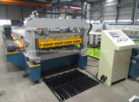 High Speed Taiwan Quality Metal Glazed Tile Forming Machine with ISO Quality System