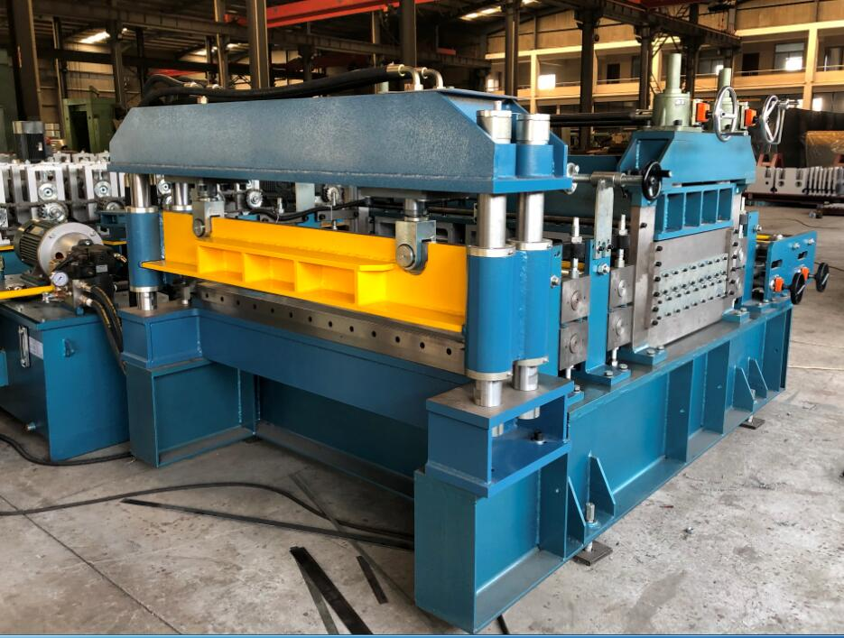 cut to length machine in factory