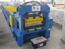 M Deck Roll Forming Machine