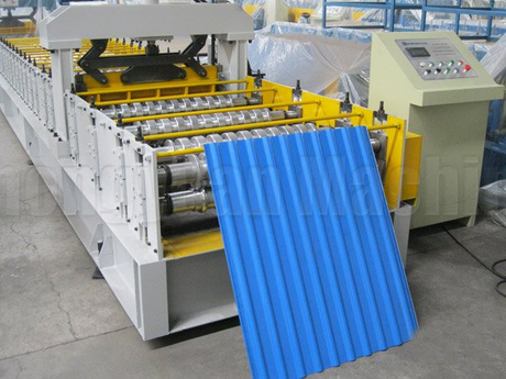Australia Style Steel Door Components Roll Forming Machines
