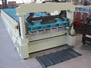 Box Roll Forming Machine