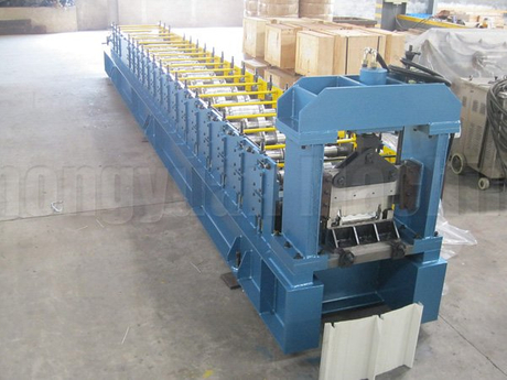 Standing Seam Machine Roll Forming Machine