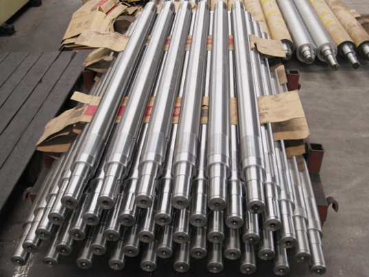 zhongyuan shafts