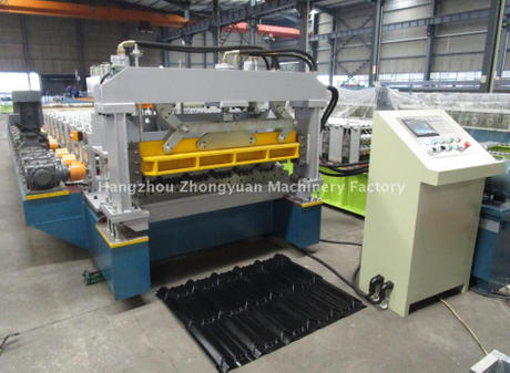 High Speed Taiwan Quality Metal Glazed Tile Forming Machine with ISO Quality System.jpg