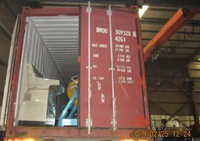 Delivery of automatic Z purlin roll forming machine to Dominica on Feb.25,2019
