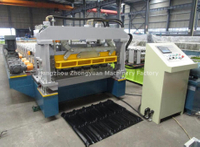 Safety Precautions for Glazed Tile Forming Machine