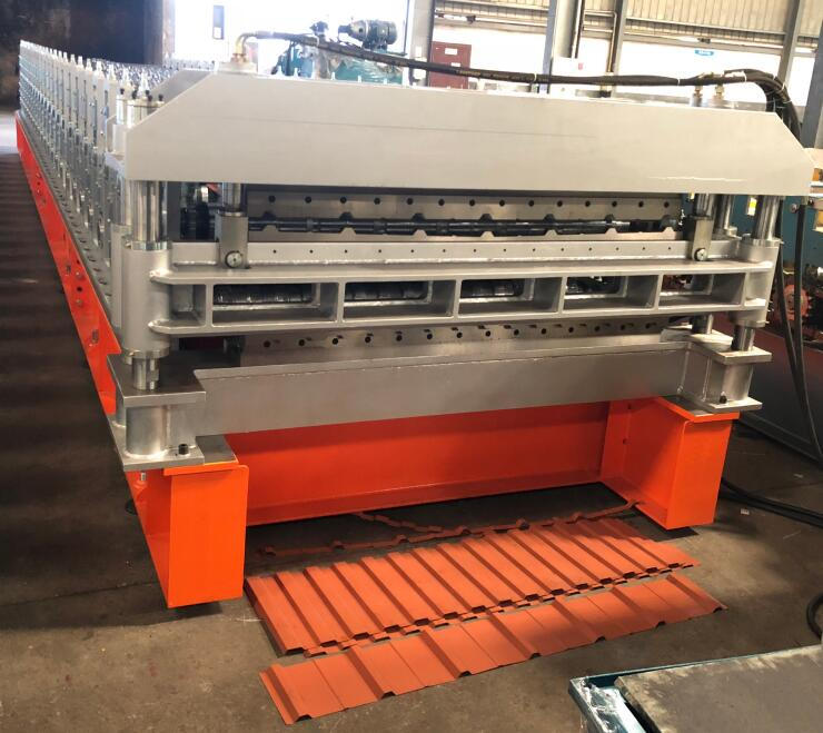 zhongyuan roll forming machine