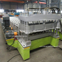 Precautions for The Operation of Glazed Tile Forming Machine